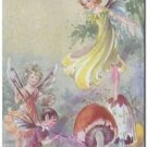 Beautiful Fun Decor Design Collectible Kitchen Fridge Magnet - Fairy Artists