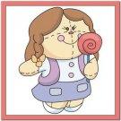 Beautiful Cute Decor Design Collectible Kitchen Fridge Magnet ~ Raggedy Ann #5