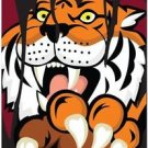 Beautiful Decor Design Collectible Kitchen Fridge Magnet - Mad Tiger
