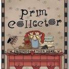 Primitive Country Folk Art Kitchen Refrigerator Magnet - Prim Collector