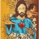 Beautiful Decor Collectible Kitchen Fridge Magnet - Jesus the Savior