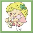 Beautiful Cute Decor Design Collectible Kitchen Fridge Magnet ~ Raggedy Ann #3