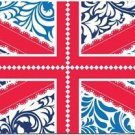 Beautiful Decor Design Collectible Kitchen Fridge Magnet - British Flag #3