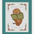 Cross-Stitch Embroidery Color Pattern with DMC codes-The Tale of Peter Rabbit #9