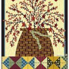 Primitive Country Folk Art Kitchen Refrigerator Magnet - Prim Country Life #2