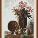 Cross-Stitch Embroidery Color PATTERN with DMC thread codes - A.R. Hein ~ Okushi