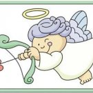 Beautiful Cute Decor Design Collectible Kitchen Fridge Magnet - Love Angel #2
