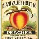 Primitive Country Folk Art Kitchen Refrigerator Magnet -Vintage Label Magnet #5