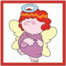 Beautiful Cute Decor Design Collectible Kitchen Fridge Magnet - Dancing Angel