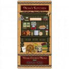 Primitive Country Folk Art Kitchen Refrigerator Magnet - Mom's Kitchen