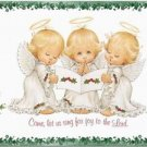 Primitive Country Folk Art Kitchen Refrigerator Magnet - Lord's Little Angels #5