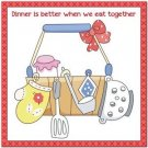 Beautiful Cute Decor Collectible Kitchen Fridge Magnet - Farmhouse Kitchen #3