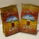 [ 2pc] Kvas / Kvass/ Kwas/ Russian Bread drink/ 100% natural / powder /4 liters