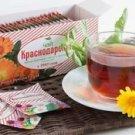 [2 ps] Russian Krasnodar Black tea with Mint and Calendula, 50 Bagged 100% Natur