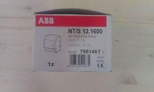 ABB i-bus EIB Power Supplies Type NT/S 12.1600, 12V DC/1.6A STOTZ-KONTAKT GmbH