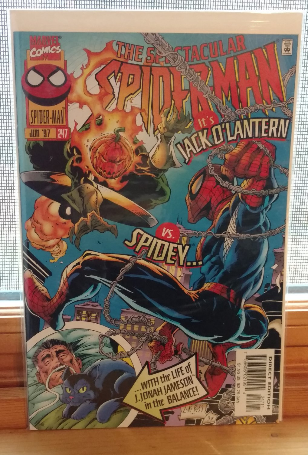 The Spectacular Spider-Man #247 Marvel Comics June 1997