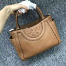 Authentic Tory Burch Serif-t Small Satchel