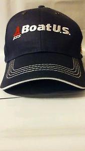 BOATU.S. BASEBALL CAP BLACK NEW W/O TAGS