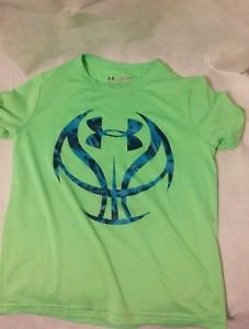 Under Armour Heat Gear Loose Youth Extra Small Shirt