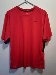 Nike Dri-Fit Shirt -Red XL