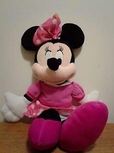 """2014 Disney Minnie Mouse Plush  16"""""""