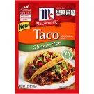 McCormick Taco, Gluten Free, 1.25 OZ