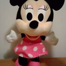 "2013 Mattel Disney 10"" Talking Minnie Mouse"