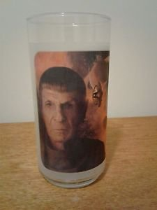 Star Trek 2008 Paramont Pictures Glass-Spock