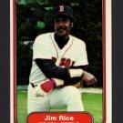 Jim Rice 1982 Fleer (C0041)