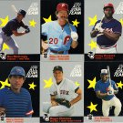 Roger Clemen 1987 Fleer All Star (C00119)