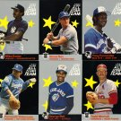 Steve Sax 1987 Fleer All Star (C00124)