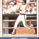 Wally Joyner 1987 Fleer Record Setters (C00180)
