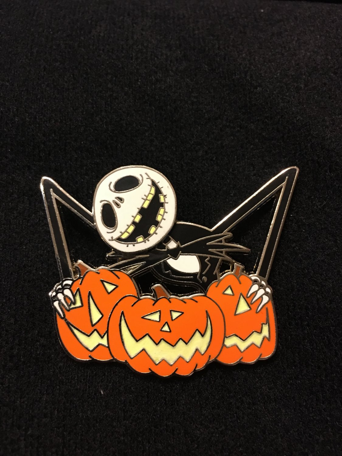 DLR - Nightmare Before Christmas - Jack Skellington with Pumpkins (Surprise Release)