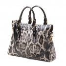 Sophisticated Gray Leopard Bag-10016963