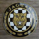 Quality porcelain advertising sign Jaguar garage plaque round J1