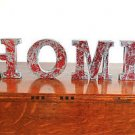FANTASTIC RETRO 3 DIMENSIONAL LETTERING HOME SIGN SHOP LETTERS FONT LETTER R