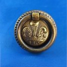 SUPERB QUALITY ANTIQUE STYLE BRASS FURNITURE HANDLE DRAWER PULL W53