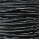 1 METER BLACK SILK COVERED 3 CORE LIGHT FLEX WIRE BRAIDED CORD HANGING LAMP B2