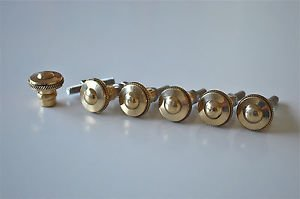 set of 6 superb quality antique brass furniture knobs handles chest knob 2010
