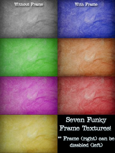 Funky Frame Textures