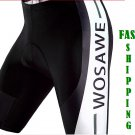 Sportwear Cycling Bike Bicycle Shorts Riding Jersey With 4D Gel Pad Unisex S-XXL