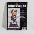 Welcome In Different Languages No Count Cross Stitch Kit Dimensions