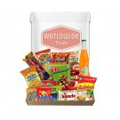 New Worldwide Snack Mix Package! Snacks from Around The Globe! Ships TODAY!