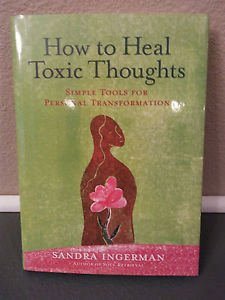 How to Heal Toxic Thoughts-Sandra Ingerman-Hardcover-NEW
