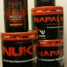 Muscle Warefare/TapouT Pre-Workout Intra-Workout Post-Workout Supplements