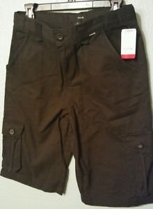 HURLEY Black Cargo Shorts 33