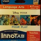 New VTech InnoTab Pixar Play Language Arts Game