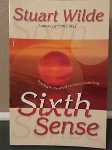 Sixth Sense By Stuart Wilde-NEW
