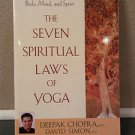 The Seven Spiritual Laws of Yoga: A Practical Guide-NEW
