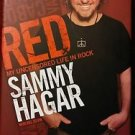 RED-My Uncensored Life In Rock by Sammy Hagar [Hardcover] Very Good